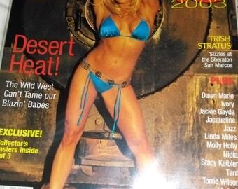 Playboy-WWE Divas