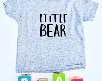 Little Bear Toddler shirt