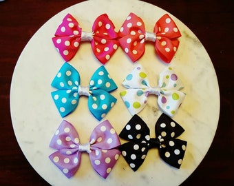 Dolka Dot Girls Hair Bows