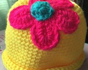 Spring Fling Hat