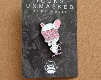 icons unmasked pin