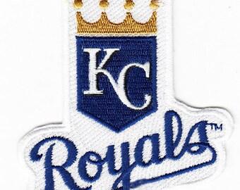 Kansas City Royals Patch Kansas City Royals Iron On Kansas City Royals Birthday Kansas City Royals Gift NOT Kansas City Royals embroidery