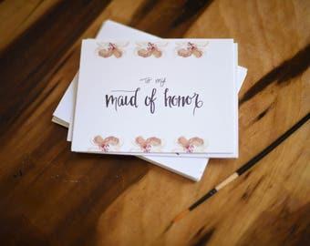 Bridesmaids Bundle | Will You Be My Bridesmaid?