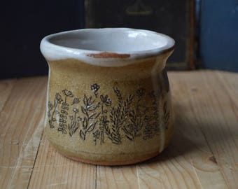 Flower Field Ceramic Mug