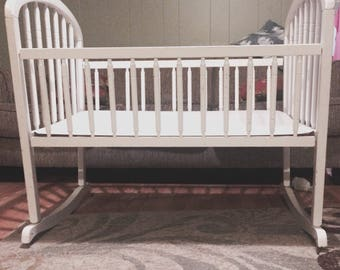 Vintage Cradle/Crib