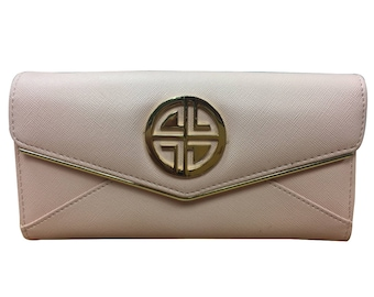 Acanthus Pink Purse