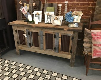 Credenza/Side Table/Buffet
