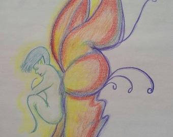 Pencil Art Prints