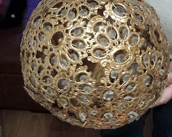 Round Chandelier Light