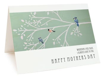 greeting card: mother's day