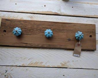 Bespoke Wooden Handmade Coat Hooks/ Jewellery Hooks Unique