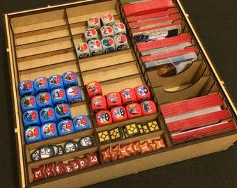 Star Wars Destiny Large Card Deck & Dice Storage Box