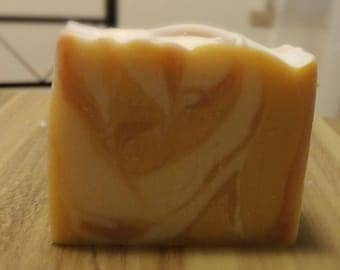 Pomegranate & Grapefruit Cold Processed Soap