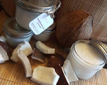 Coconut Body Sugar Scrub