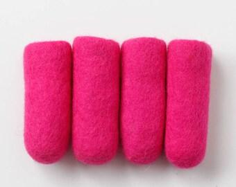 Chair socks Hot pink