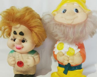 Soviet toy,vintage toy,ussr toy,made in ussr,collectible toy,rubber toy,retro toy,antique toy,nursery decor,vintage doll,soviet rubber toy