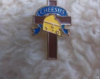 Praise Cheesus