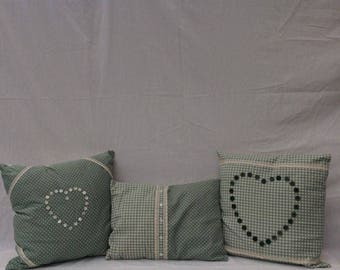 Vintage country pillows