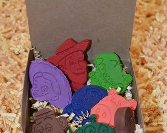 Toy Story Custom Crayon Gift Box