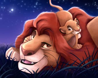 Lion King Digital