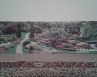 Victoria's Butchart Gardens