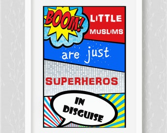 Super hero Digital Downlaod