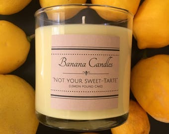 Not Your Sweet-Tarte - Soy Candle