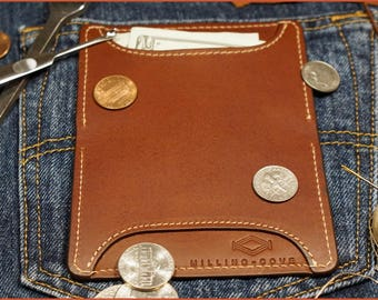 The FlatWallet from Milling-cove