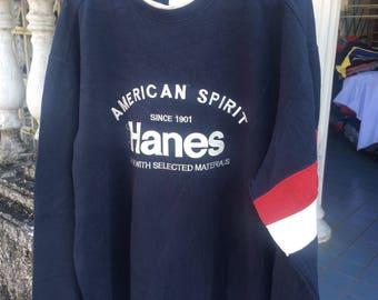 vintage Hanes Sweatshirt