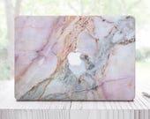 Pink Marble MacBook Cover For MacBook MacBook 12 Cover MacBook Pro MacBook Pro 13 Cover MacBook Air Cover Mac Air Cover MacBook Skin ES0026