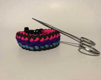 Modified Sanctified Paracord Bracelet