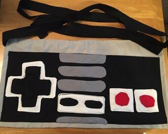 NES Controller Half Apron
