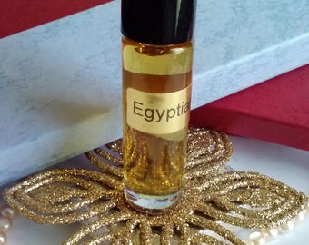 Egyptian Musk Thick, Honey Like, Pure, Premium, Uncut, Alcohol Free, Unisex Fragrance Perfume Body Oil Roll On Gift Item
