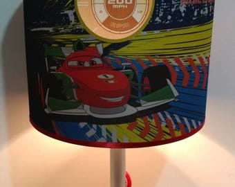 Kids Disney Cars Lamp