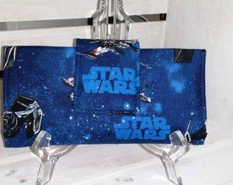 Star Wars Tri-Fold Millennium Falcon Wallet