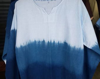 Casual Shirt Indigo