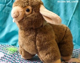 Alpaca Plush soft toy 5&10 inch (12/25 cm) PDF Pattern