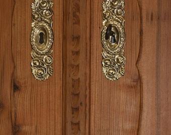 Two-door Biedermeier Cabinet
