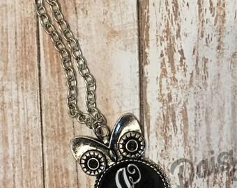 Customized Owl Necklace