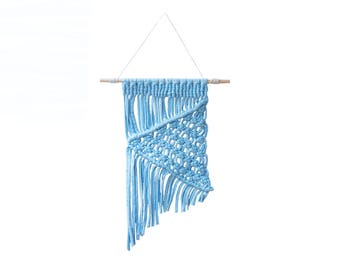 "Confetti_macrame handmade macrame wall hanging ""Egon"""