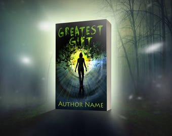 Premade ebook and print Book Cover - Greatest Gift