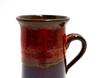 Father's day, hand thrown pottery steiny mug