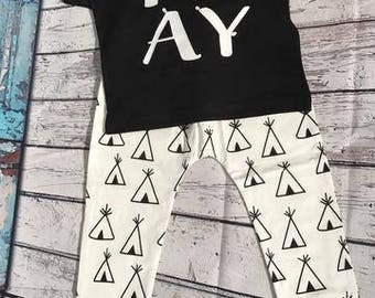 PLAY Toddler Boy Outfit