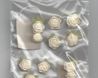 Jolee's Boutique ~ Fabric Flowers ~ NIP
