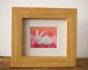 Illustration rabbit