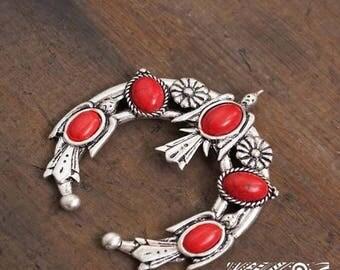 Red Thunderbird Pendant