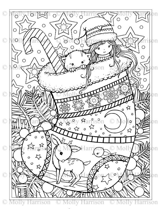 whimsical bear coloring pages - photo#13