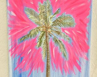 ROYAL Original acrylic on canvas painting