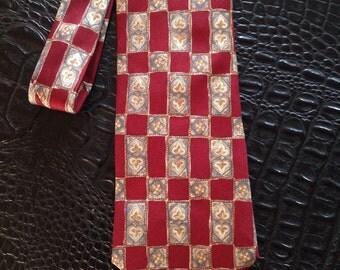 """Vintage Necktie """"Bert Pulitzer"""""""