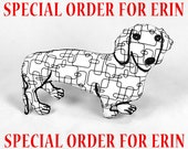 Special Order for Erin